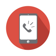 stock-illustration-45081722-phone-call-in-smartphone-flat-icon