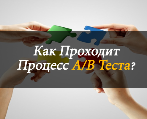как проходит процесс a/b тестирования