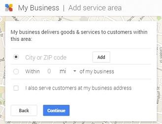 Google мой бизнес 5