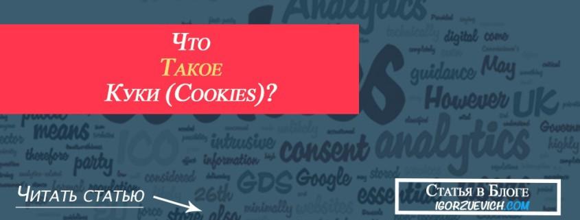 Что такое Куки