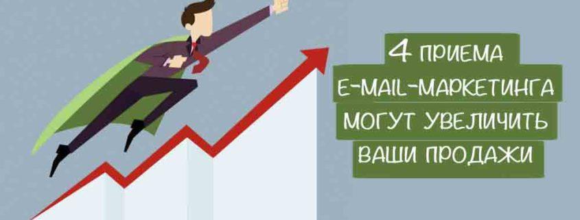 приемы e-mail-маркетинга