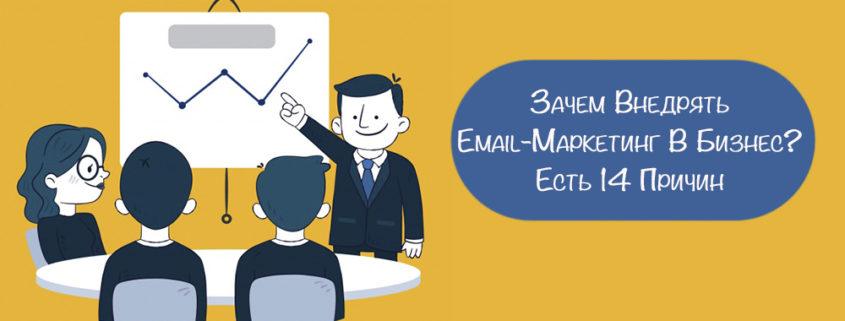 внедрение email-маркетинга в бизнес