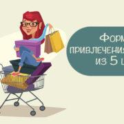 формула привлечения клиентов