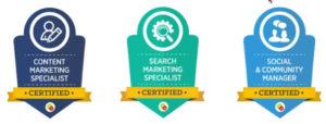 сертификаты обучения