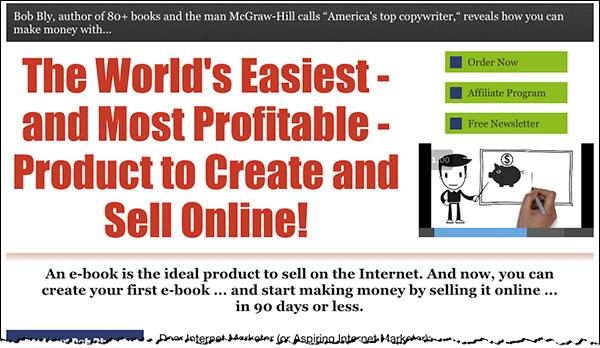 продающая страница