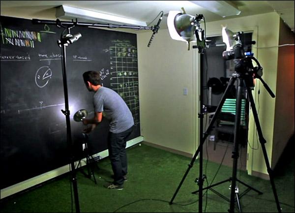 сьемка видео