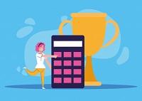 калькулятор стоимости рекламы и доходов в Тик Ток