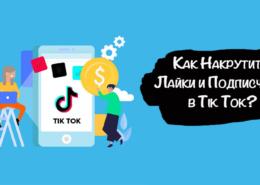 Накрутка лайков и подписчиков в Тик Ток
